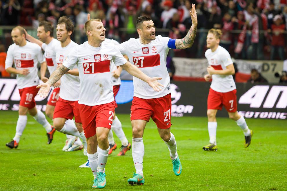 Polska 1-1 Anglia - fot. Piotr Galas (zdjęcie 48 z 60)
