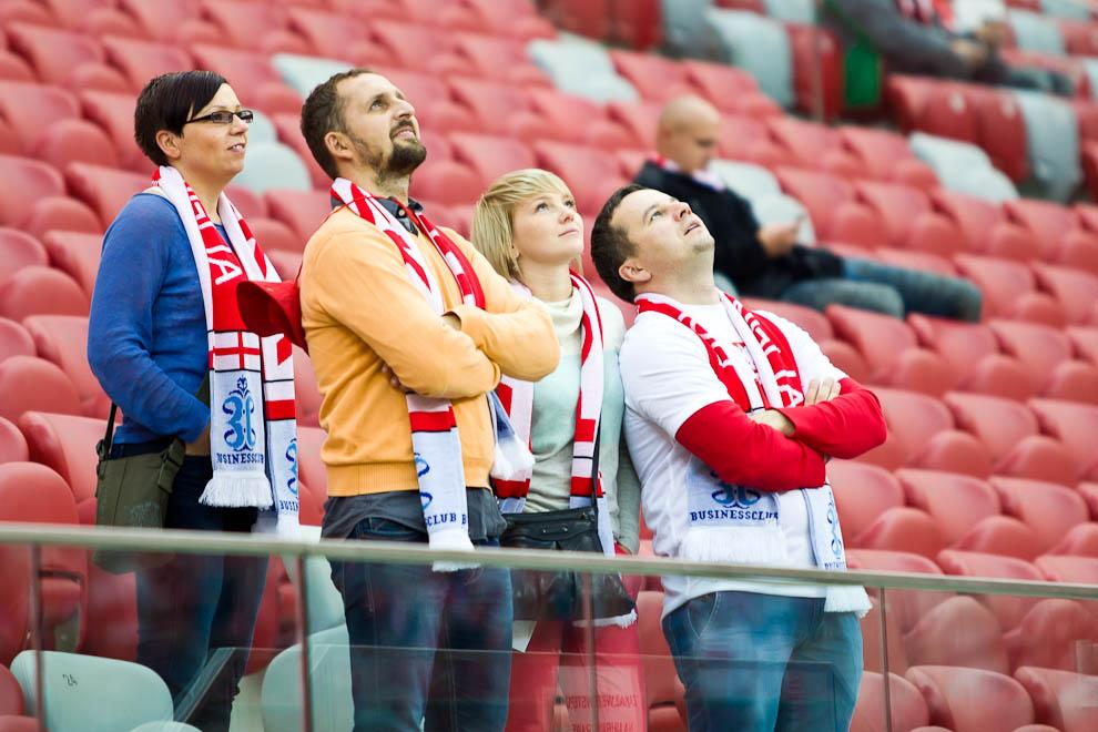 Polska 1-1 Anglia - fot. Piotr Galas (zdjęcie 5 z 60)