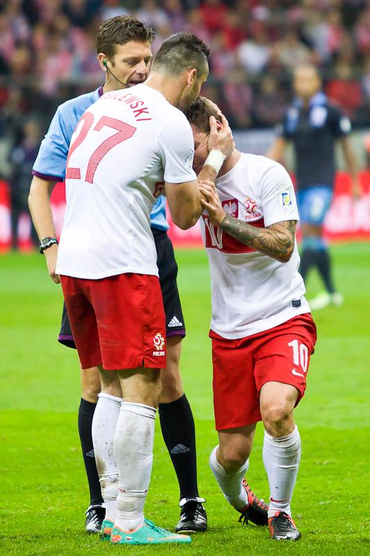 Polska 1-1 Anglia - fot. Piotr Galas (zdjęcie 50 z 60)
