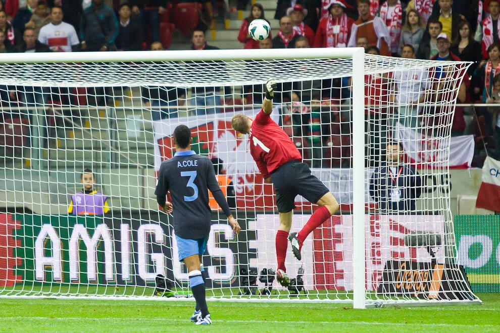 Polska 1-1 Anglia - fot. Piotr Galas (zdjęcie 51 z 60)