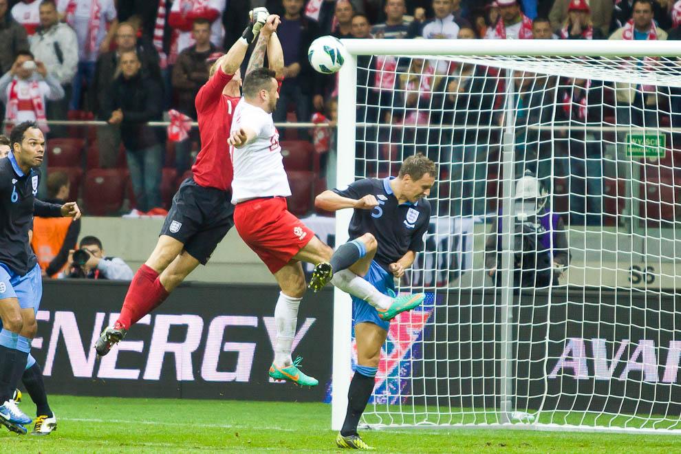 Polska 1-1 Anglia - fot. Piotr Galas (zdjęcie 52 z 60)