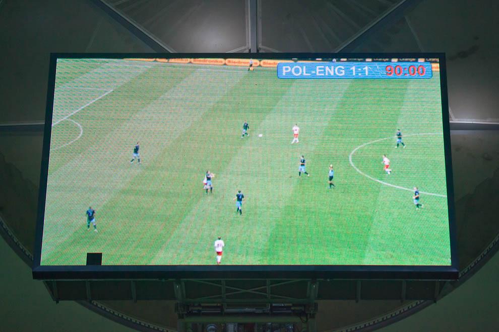 Polska 1-1 Anglia - fot. Piotr Galas (zdjęcie 53 z 60)