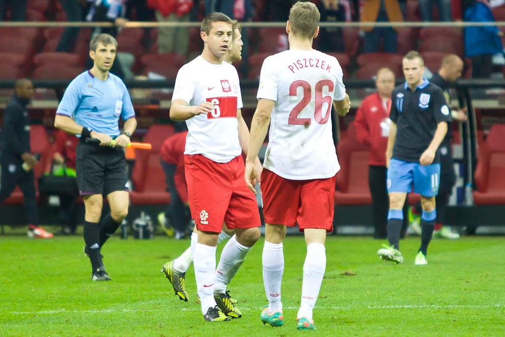 Polska 1-1 Anglia - fot. Piotr Galas (zdjęcie 55 z 60)