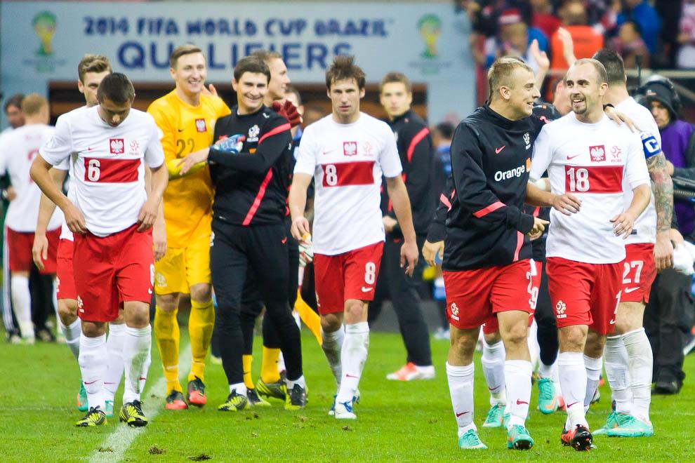 Polska 1-1 Anglia - fot. Piotr Galas (zdjęcie 57 z 60)