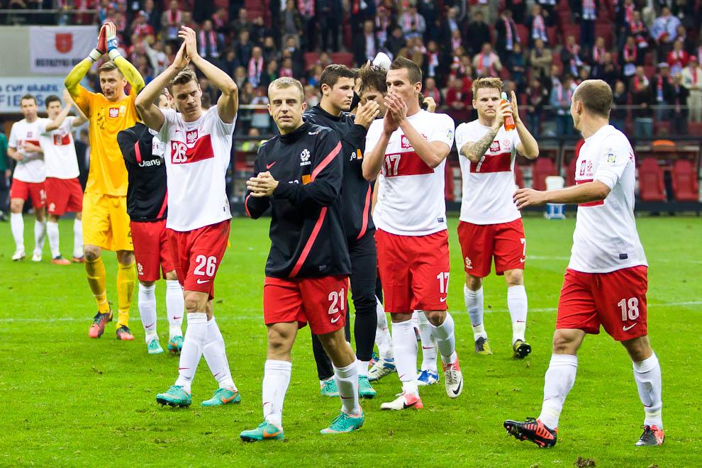 Polska 1-1 Anglia - fot. Piotr Galas (zdjęcie 58 z 60)
