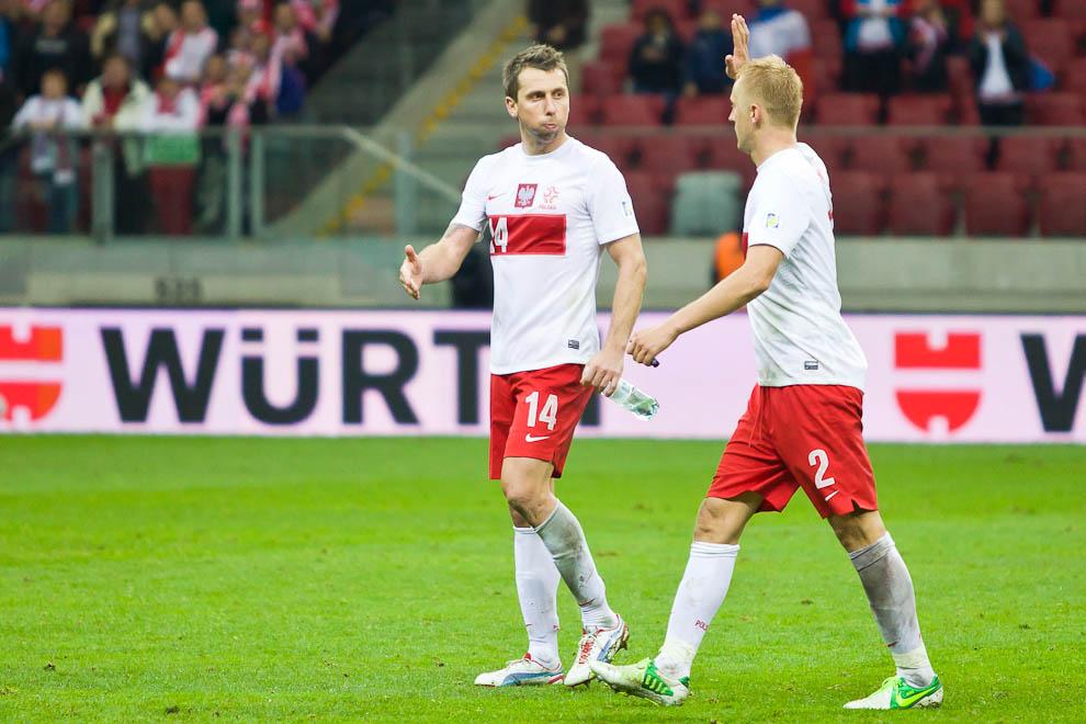 Polska 1-1 Anglia - fot. Piotr Galas (zdjęcie 59 z 60)