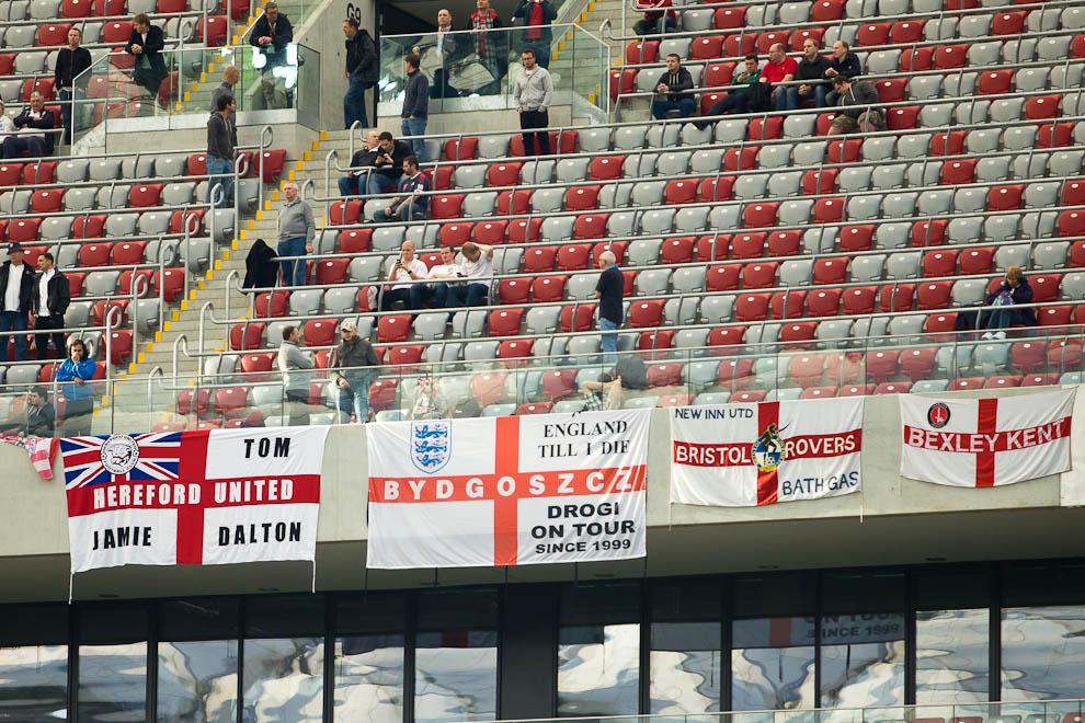Polska 1-1 Anglia - fot. Piotr Galas (zdjęcie 6 z 60)