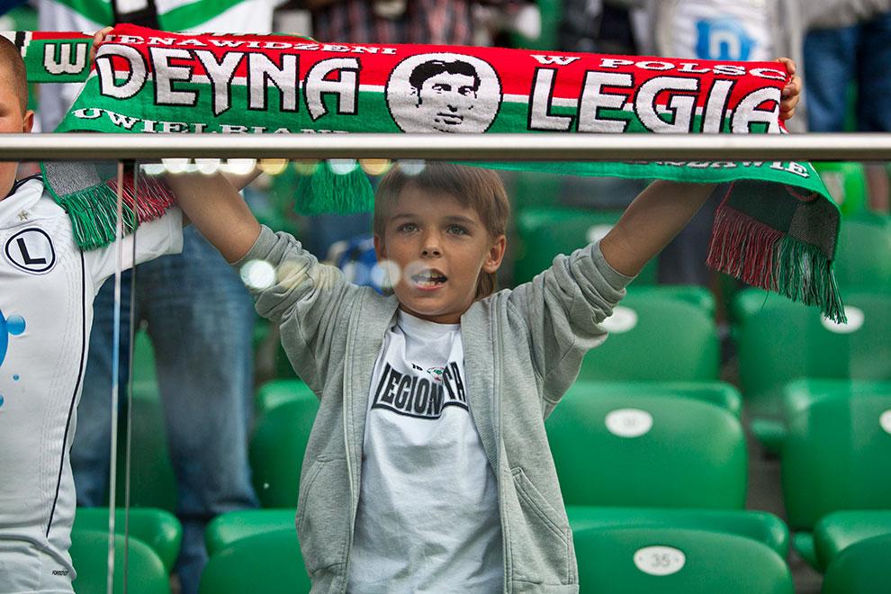 Legia Warszawa 3-1 SV Ried im Innkreis - fot. Piotr Galas/wiadomosci24.pl (zdjęcie 10 z 78)