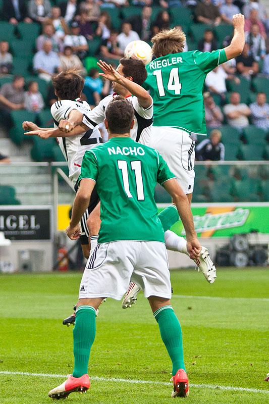 Legia Warszawa 3-1 SV Ried im Innkreis - fot. Piotr Galas/wiadomosci24.pl (zdjęcie 11 z 78)