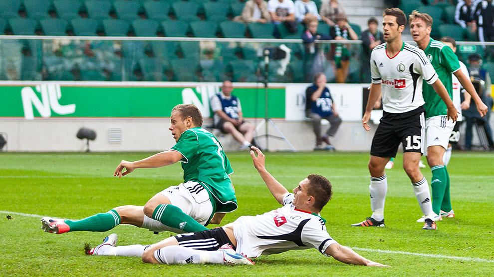 Legia Warszawa 3-1 SV Ried im Innkreis - fot. Piotr Galas/wiadomosci24.pl (zdjęcie 12 z 78)
