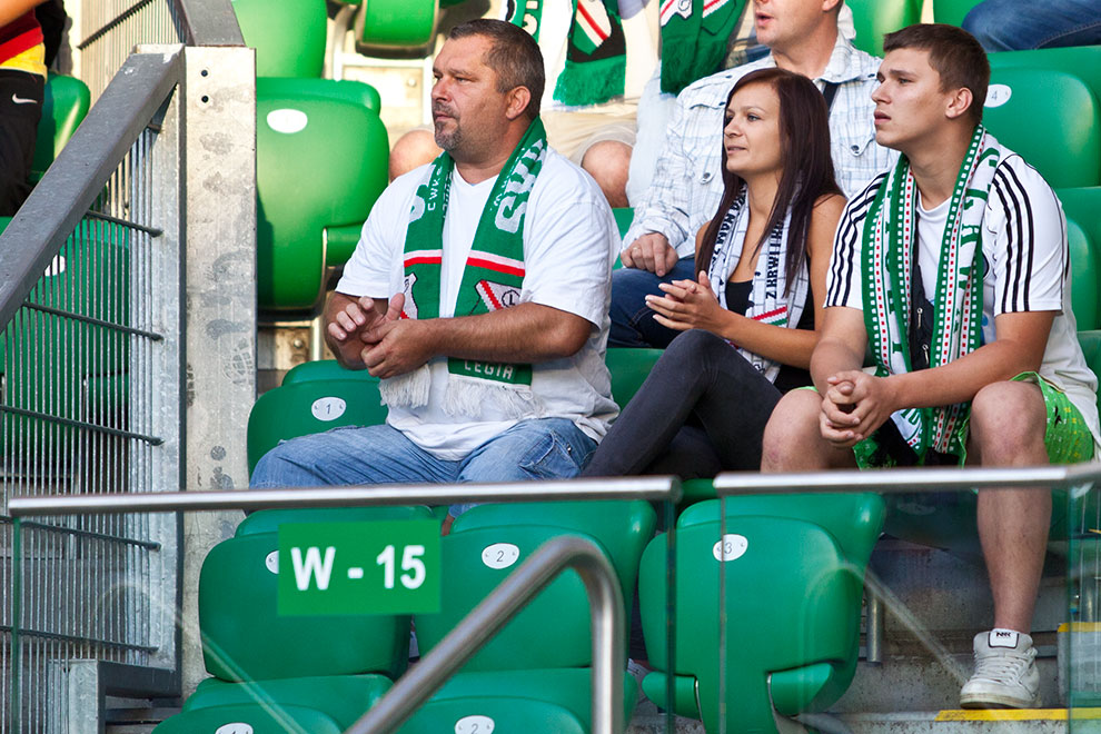 Legia Warszawa 3-1 SV Ried im Innkreis - fot. Piotr Galas/wiadomosci24.pl (zdjęcie 13 z 78)