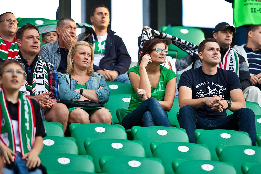 Legia Warszawa 3-1 SV Ried im Innkreis - fot. Piotr Galas/wiadomosci24.pl (zdjęcie 14 z 78)