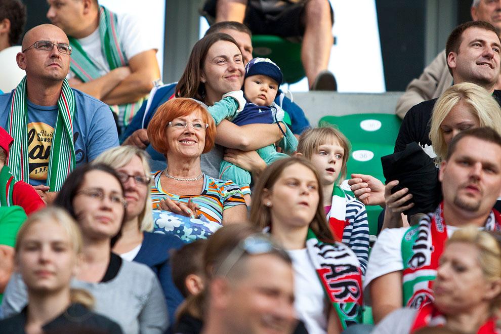 Legia Warszawa 3-1 SV Ried im Innkreis - fot. Piotr Galas/wiadomosci24.pl (zdjęcie 15 z 78)