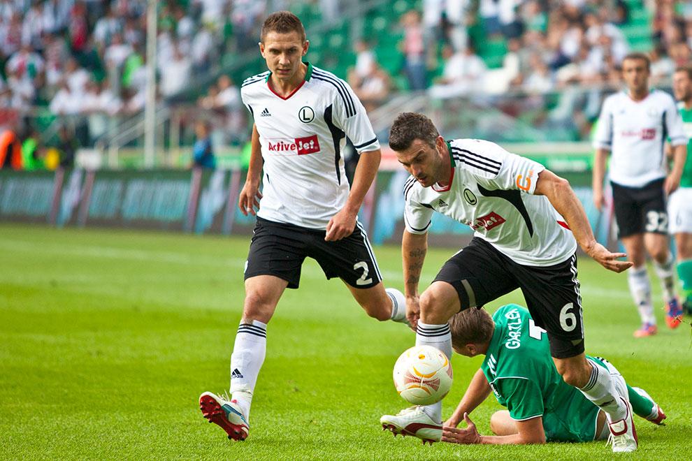Legia Warszawa 3-1 SV Ried im Innkreis - fot. Piotr Galas/wiadomosci24.pl (zdjęcie 16 z 78)