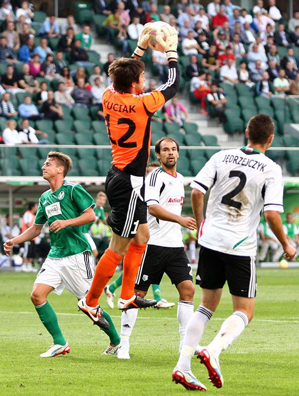 Legia Warszawa 3-1 SV Ried im Innkreis - fot. Piotr Galas/wiadomosci24.pl (zdjęcie 17 z 78)