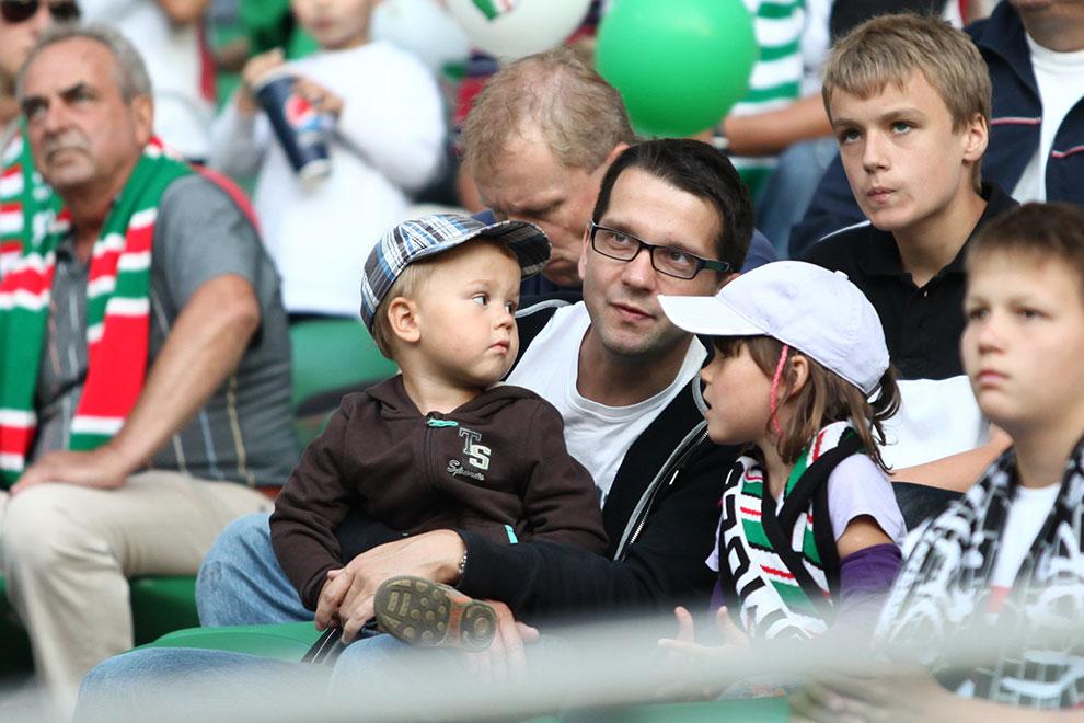 Legia Warszawa 3-1 SV Ried im Innkreis - fot. Piotr Galas/wiadomosci24.pl (zdjęcie 18 z 78)