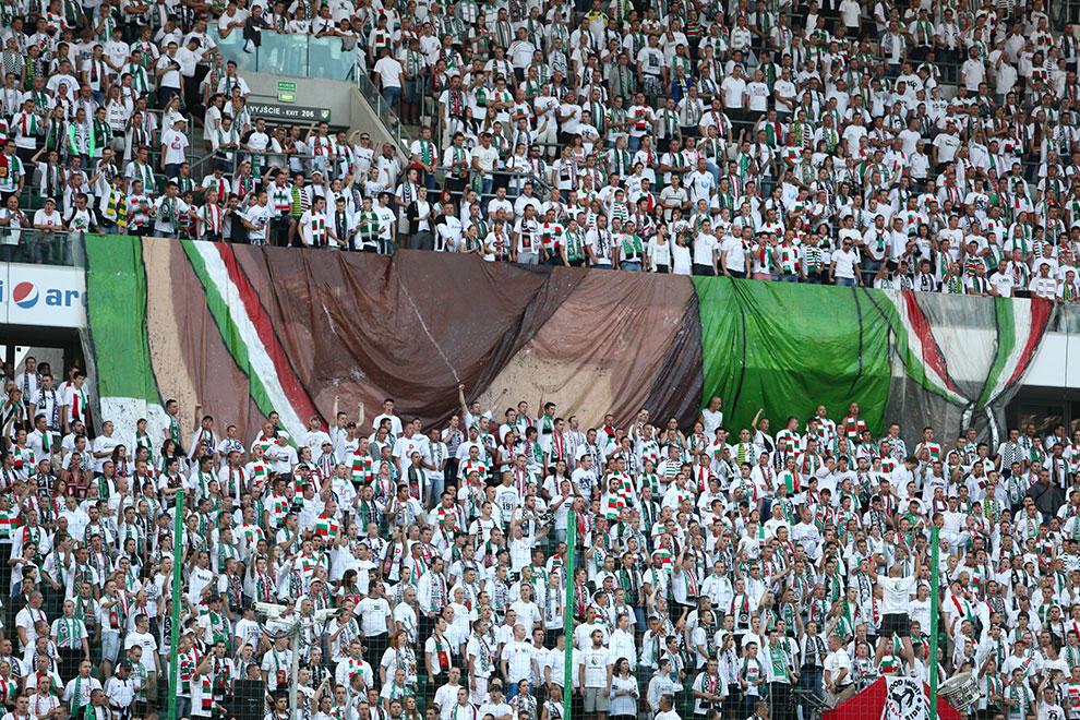 Legia Warszawa 3-1 SV Ried im Innkreis - fot. Piotr Galas/wiadomosci24.pl (zdjęcie 2 z 78)