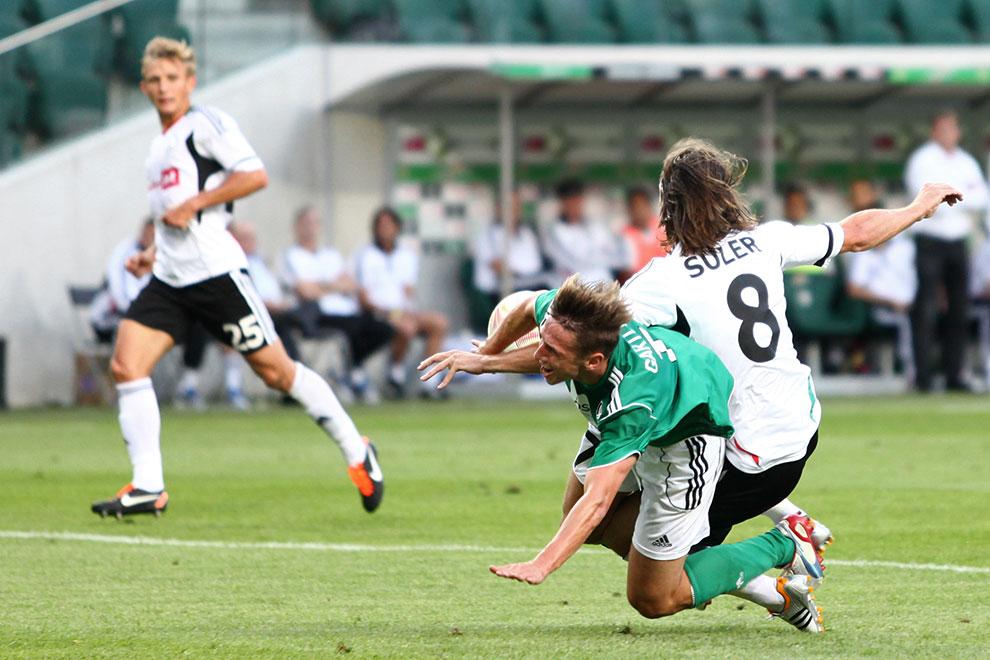 Legia Warszawa 3-1 SV Ried im Innkreis - fot. Piotr Galas/wiadomosci24.pl (zdjęcie 20 z 78)