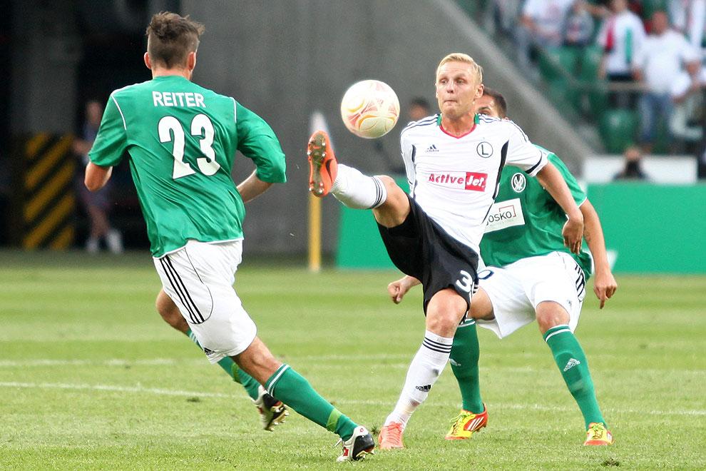 Legia Warszawa 3-1 SV Ried im Innkreis - fot. Piotr Galas/wiadomosci24.pl (zdjęcie 21 z 78)