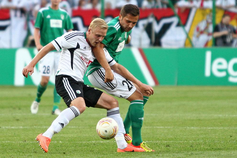 Legia Warszawa 3-1 SV Ried im Innkreis - fot. Piotr Galas/wiadomosci24.pl (zdjęcie 22 z 78)