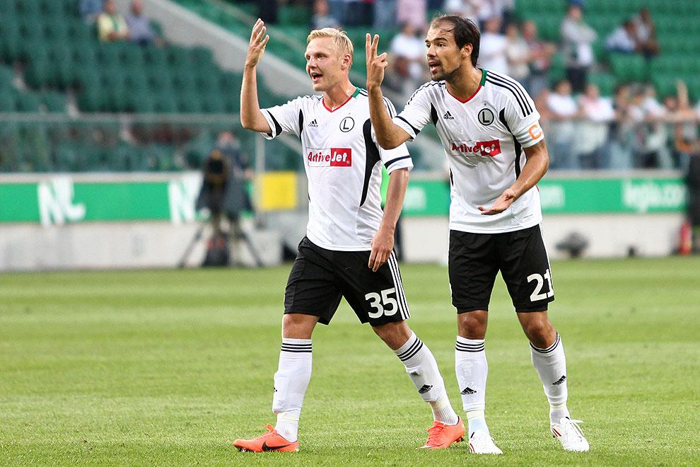 Legia Warszawa 3-1 SV Ried im Innkreis - fot. Piotr Galas/wiadomosci24.pl (zdjęcie 24 z 78)