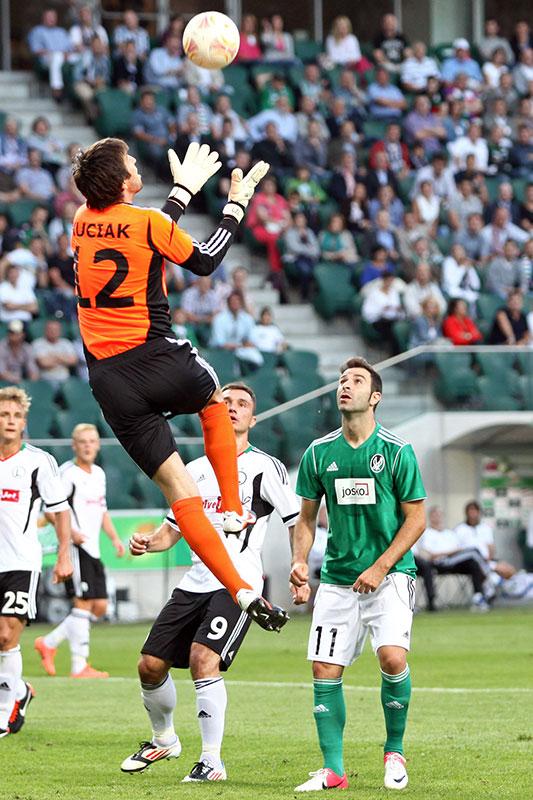 Legia Warszawa 3-1 SV Ried im Innkreis - fot. Piotr Galas/wiadomosci24.pl (zdjęcie 25 z 78)