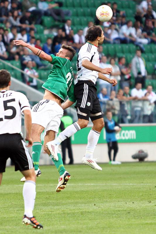 Legia Warszawa 3-1 SV Ried im Innkreis - fot. Piotr Galas/wiadomosci24.pl (zdjęcie 26 z 78)