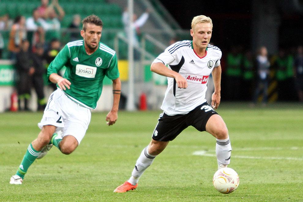Legia Warszawa 3-1 SV Ried im Innkreis - fot. Piotr Galas/wiadomosci24.pl (zdjęcie 27 z 78)