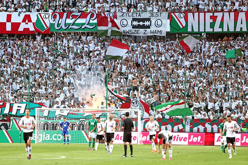 Legia Warszawa 3-1 SV Ried im Innkreis - fot. Piotr Galas/wiadomosci24.pl (zdjęcie 30 z 78)