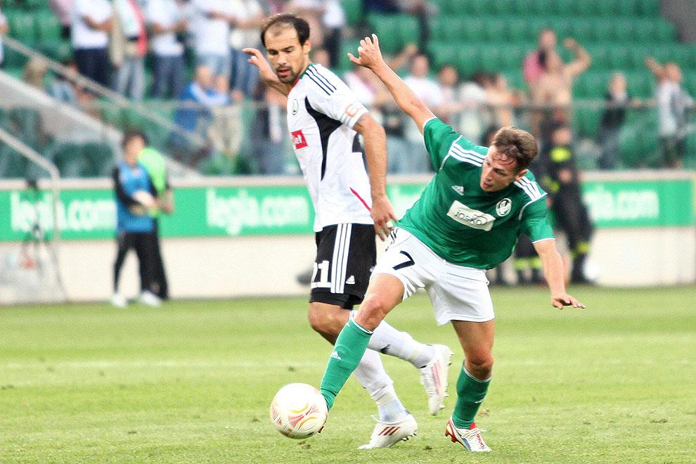 Legia Warszawa 3-1 SV Ried im Innkreis - fot. Piotr Galas/wiadomosci24.pl (zdjęcie 31 z 78)