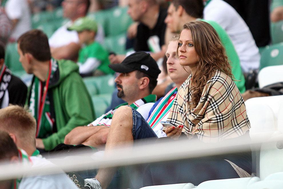 Legia Warszawa 3-1 SV Ried im Innkreis - fot. Piotr Galas/wiadomosci24.pl (zdjęcie 32 z 78)