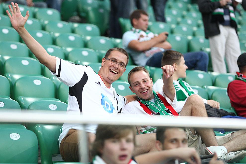 Legia Warszawa 3-1 SV Ried im Innkreis - fot. Piotr Galas/wiadomosci24.pl (zdjęcie 35 z 78)