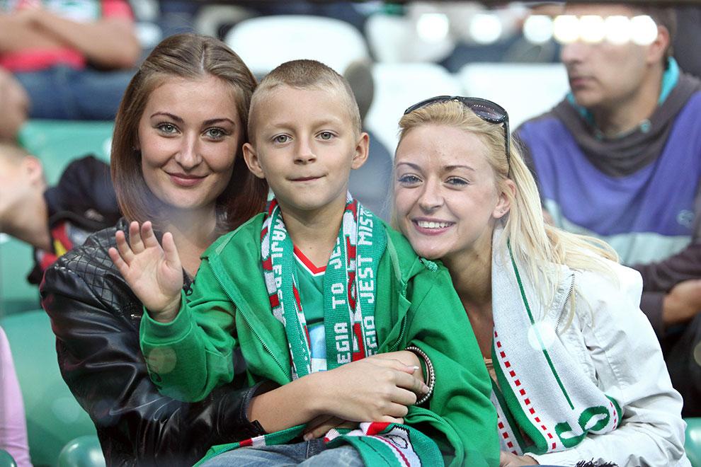 Legia Warszawa 3-1 SV Ried im Innkreis - fot. Piotr Galas/wiadomosci24.pl (zdjęcie 36 z 78)
