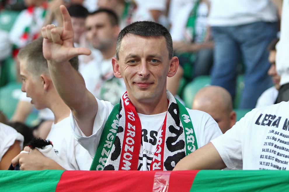 Legia Warszawa 3-1 SV Ried im Innkreis - fot. Piotr Galas/wiadomosci24.pl (zdjęcie 37 z 78)