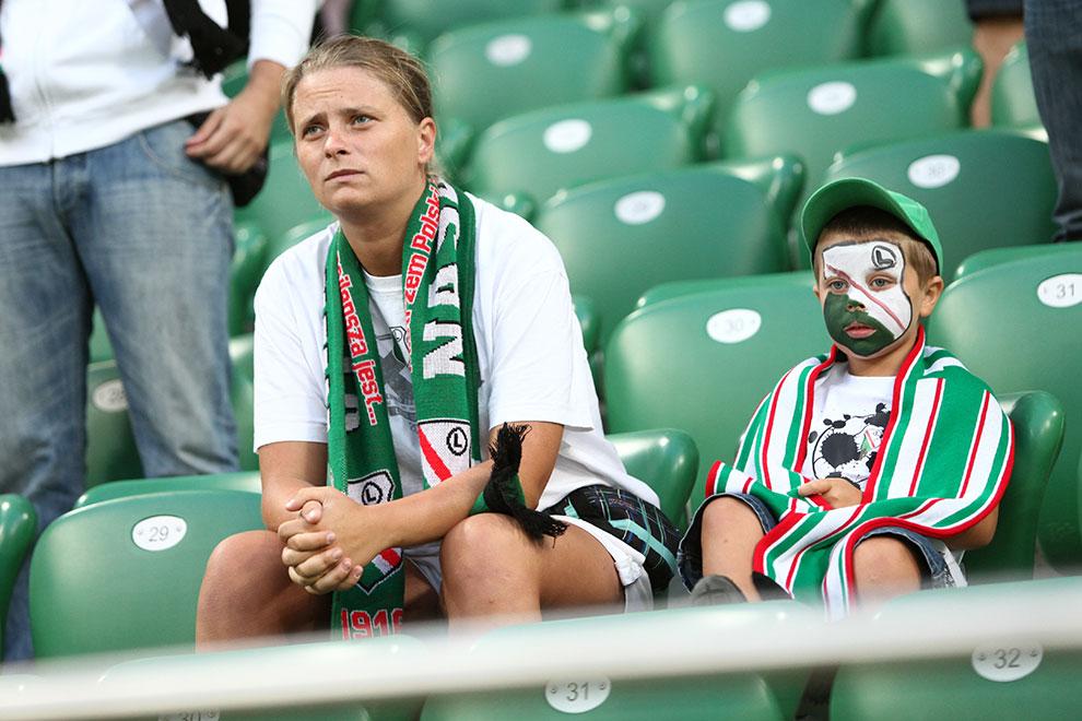 Legia Warszawa 3-1 SV Ried im Innkreis - fot. Piotr Galas/wiadomosci24.pl (zdjęcie 45 z 78)