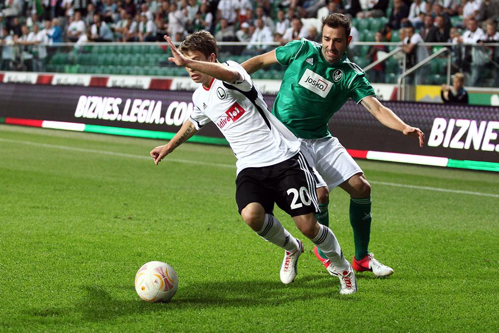 Legia Warszawa 3-1 SV Ried im Innkreis - fot. Piotr Galas/wiadomosci24.pl (zdjęcie 46 z 78)