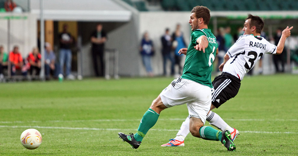 Legia Warszawa 3-1 SV Ried im Innkreis - fot. Piotr Galas/wiadomosci24.pl (zdjęcie 47 z 78)