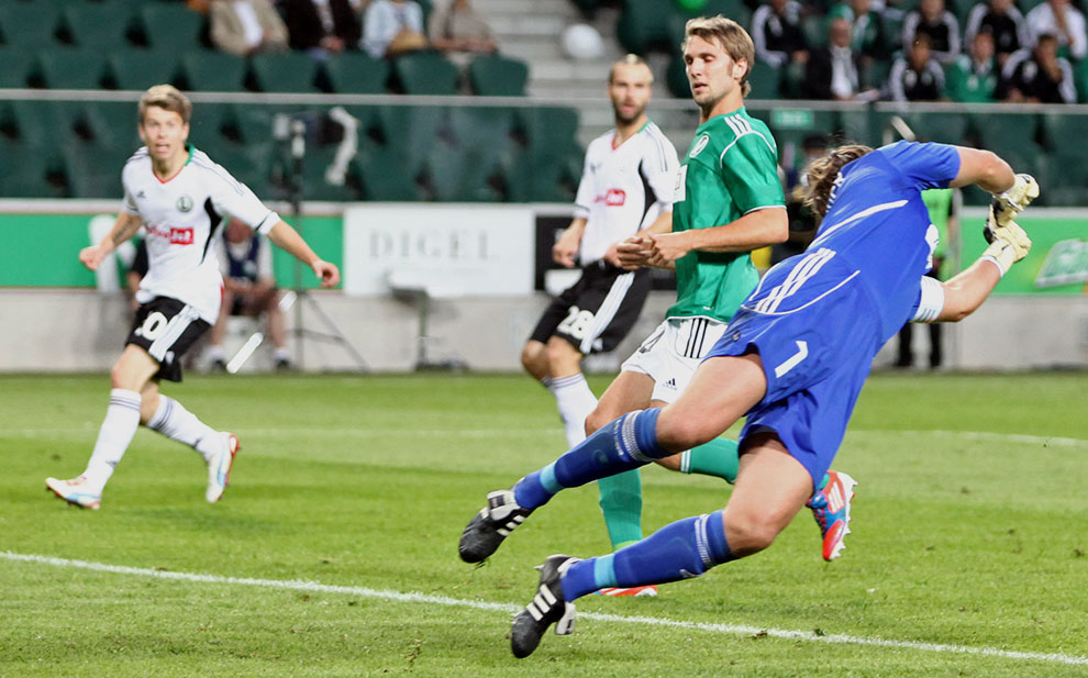 Legia Warszawa 3-1 SV Ried im Innkreis - fot. Piotr Galas/wiadomosci24.pl (zdjęcie 50 z 78)