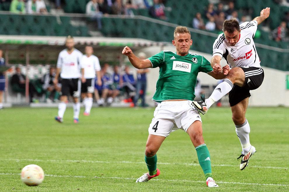 Legia Warszawa 3-1 SV Ried im Innkreis - fot. Piotr Galas/wiadomosci24.pl (zdjęcie 51 z 78)