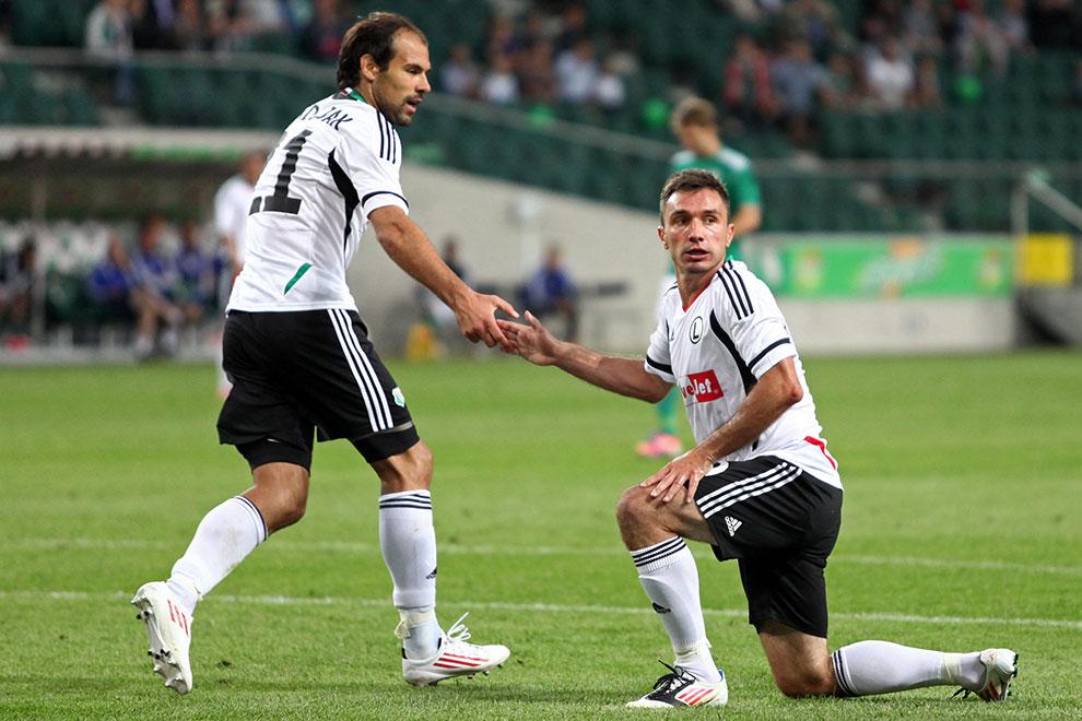 Legia Warszawa 3-1 SV Ried im Innkreis - fot. Piotr Galas/wiadomosci24.pl (zdjęcie 52 z 78)