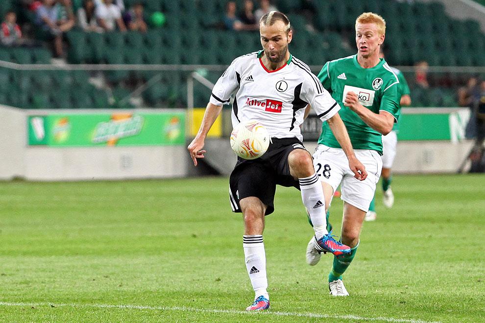 Legia Warszawa 3-1 SV Ried im Innkreis - fot. Piotr Galas/wiadomosci24.pl (zdjęcie 53 z 78)