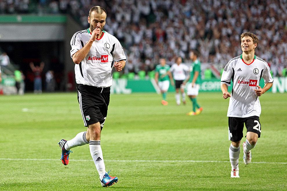 Legia Warszawa 3-1 SV Ried im Innkreis - fot. Piotr Galas/wiadomosci24.pl (zdjęcie 54 z 78)