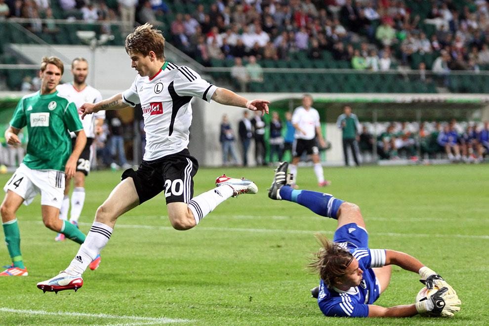 Legia Warszawa 3-1 SV Ried im Innkreis - fot. Piotr Galas/wiadomosci24.pl (zdjęcie 56 z 78)