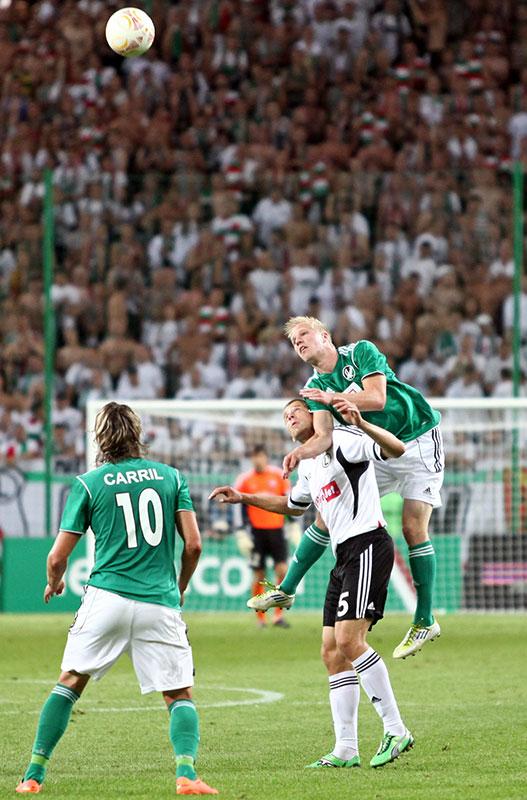Legia Warszawa 3-1 SV Ried im Innkreis - fot. Piotr Galas/wiadomosci24.pl (zdjęcie 57 z 78)