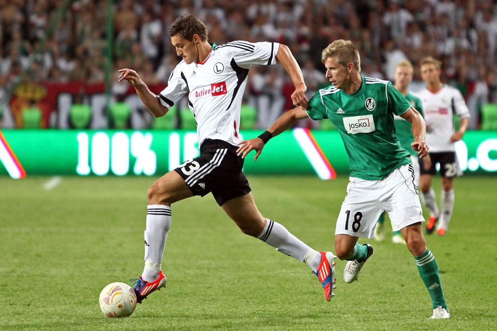 Legia Warszawa 3-1 SV Ried im Innkreis - fot. Piotr Galas/wiadomosci24.pl (zdjęcie 59 z 78)