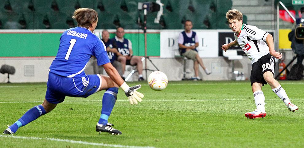 Legia Warszawa 3-1 SV Ried im Innkreis - fot. Piotr Galas/wiadomosci24.pl (zdjęcie 60 z 78)