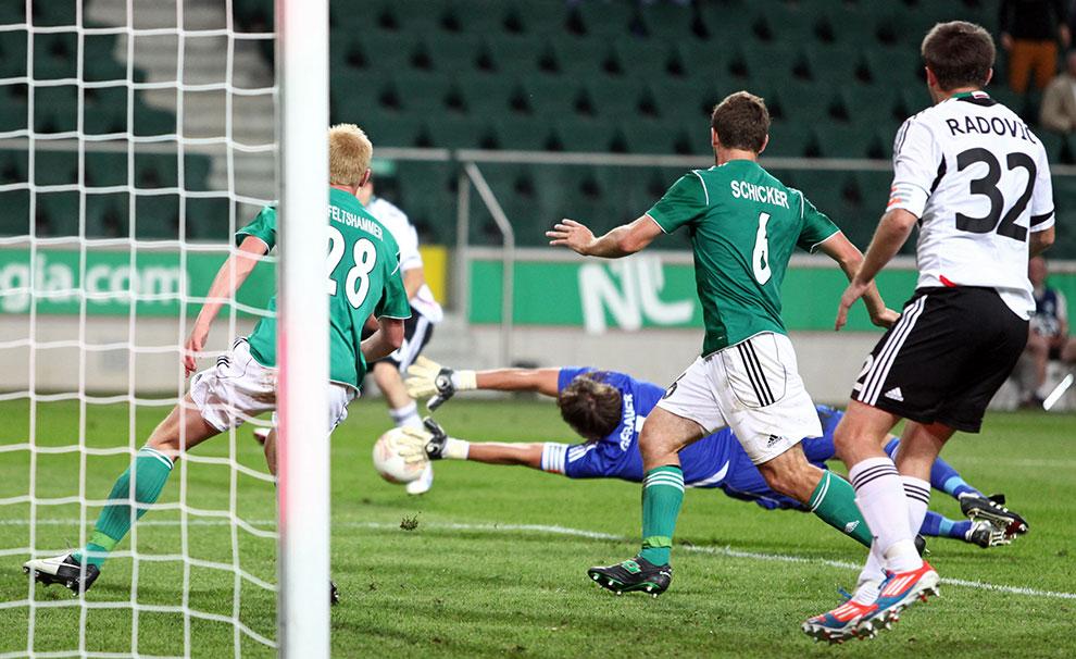 Legia Warszawa 3-1 SV Ried im Innkreis - fot. Piotr Galas/wiadomosci24.pl (zdjęcie 61 z 78)