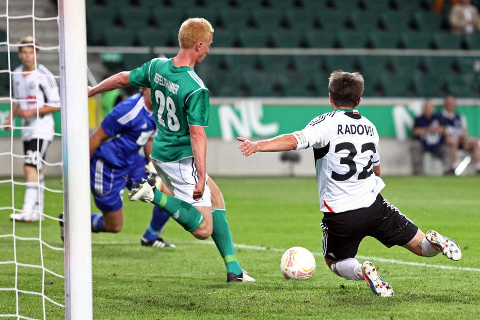 Legia Warszawa 3-1 SV Ried im Innkreis - fot. Piotr Galas/wiadomosci24.pl (zdjęcie 62 z 78)