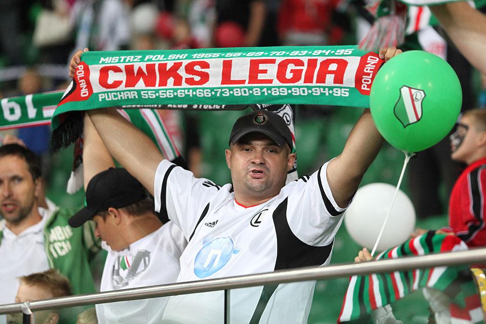 Legia Warszawa 3-1 SV Ried im Innkreis - fot. Piotr Galas/wiadomosci24.pl (zdjęcie 65 z 78)