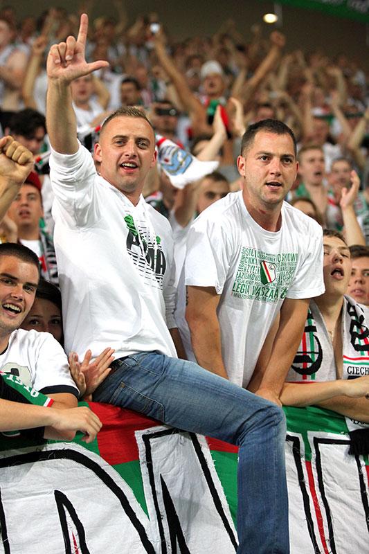 Legia Warszawa 3-1 SV Ried im Innkreis - fot. Piotr Galas/wiadomosci24.pl (zdjęcie 66 z 78)